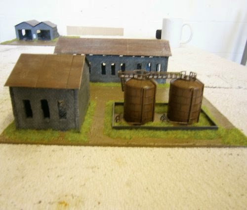 Wargaming Buildings