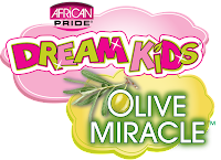 African Pride Dream Kids Olive Miracle Logo