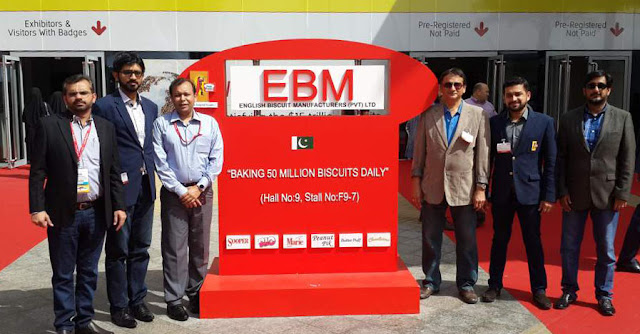 Pakistani biscuits manufacturer company #EBM plans to expand its business globally