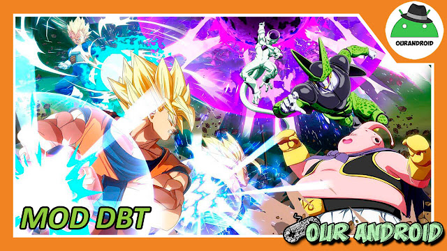 Dragon Ball FighterZ Para Android - Mod DB TB