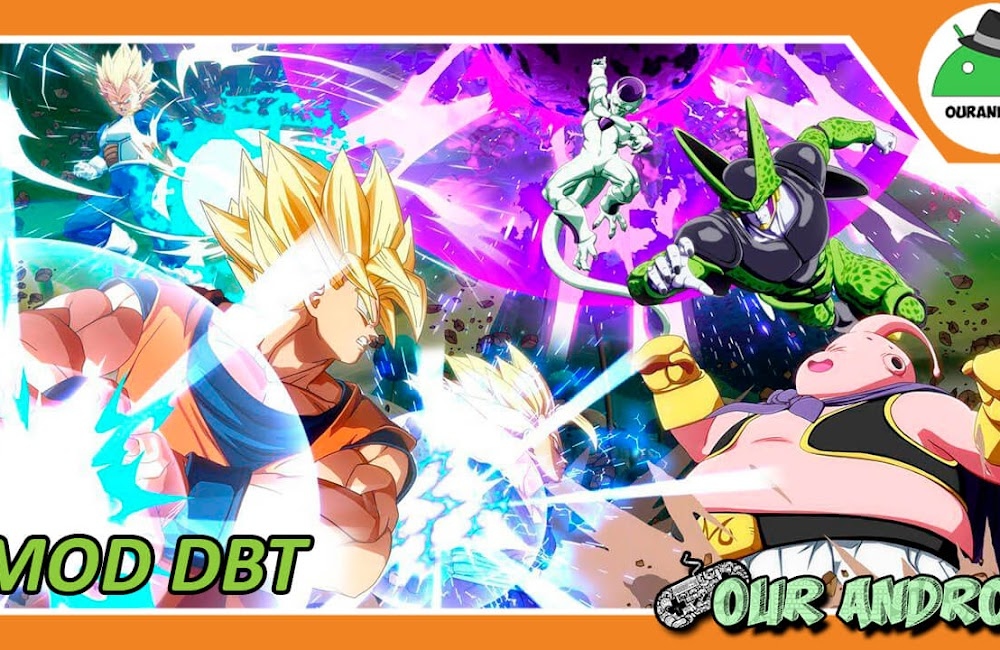 Dragon Ball FighterZ Para Android - Mod DB TB  APK FULL