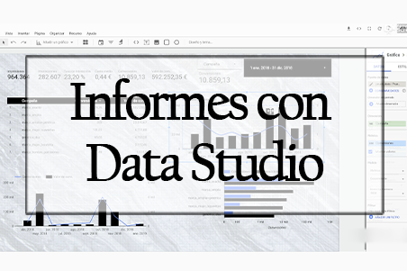 Informes con Data Studio