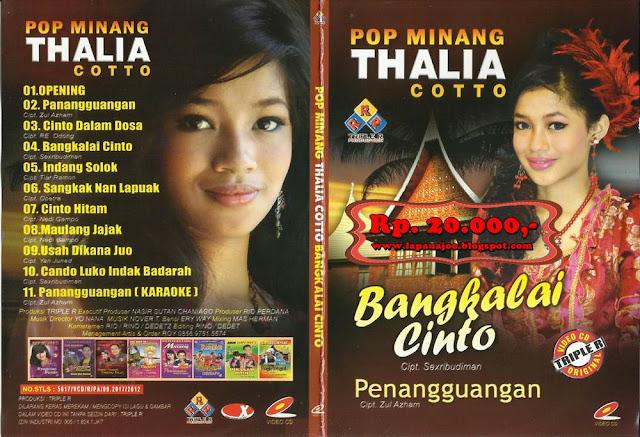 Thalia Cotto - Bangkalai Cinto (Album Pop Minang)