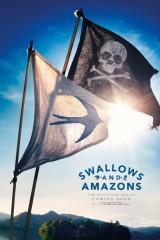 Andorinhas e Amazonas - Dublado
