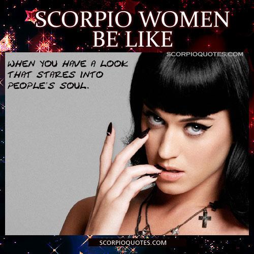 Scorpio Women Be Like Funny Meme 9