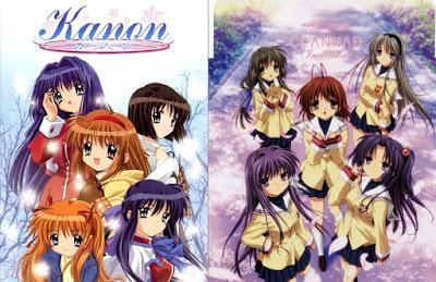 kanon-animes-romanticos