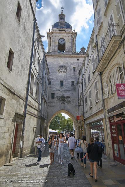 Casco Antiguo de La Rochelle por El Guisante Verde Project