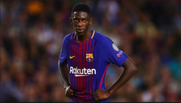 Dembele nhận được lời đệ nghị cực tốt để rời Barca
