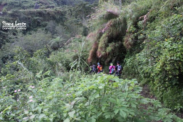 Trail Mount Tenglawan