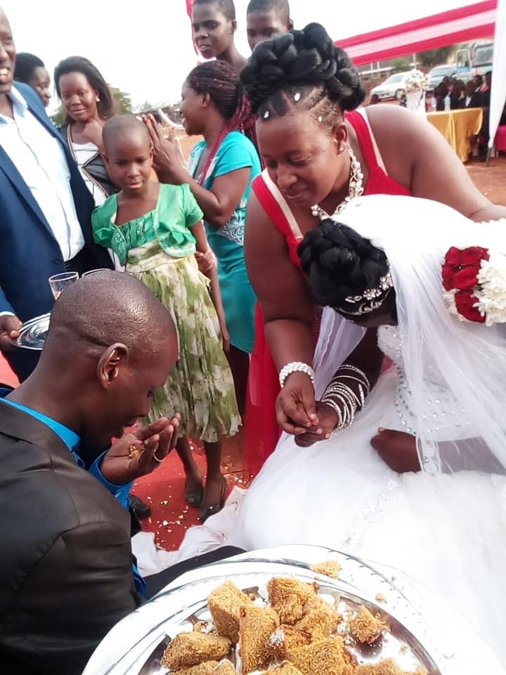 forc%2B2 - WOMAN shocks people at wedding, she looks so sad on the big day, Was she forced?(VIRAL PHOTOs).