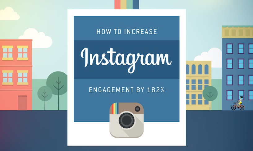 How to Improve Your Audience Engagement on Instagram - #infographic