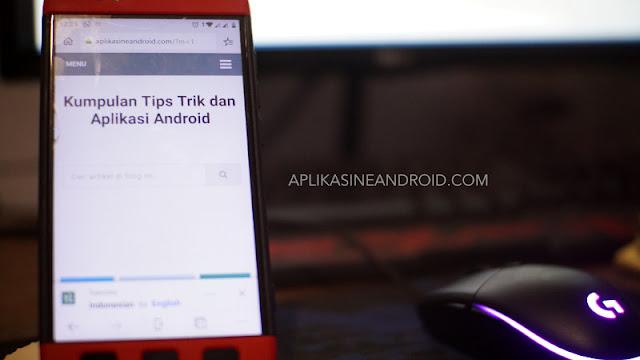 Microsoft Edge di Android