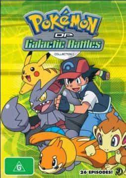 Pokemon: Batallas Galacticas