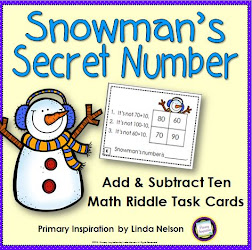 Winter Math Riddles