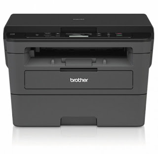 re-create too depository fiscal establishment check features inwards a unmarried versatile printing device Brother DCP-L2510D Drivers Download, Review, Price