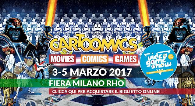 Cartoomics 2017
