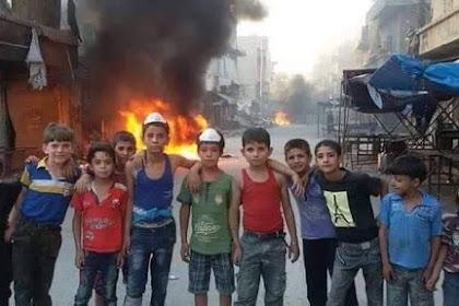 "Anak-Anak Pilihan, Para Syuhada Dari Syam. Suara Anak Aleppo: ""Ini Mungkin Terakhir Anda Melihat Kami"""