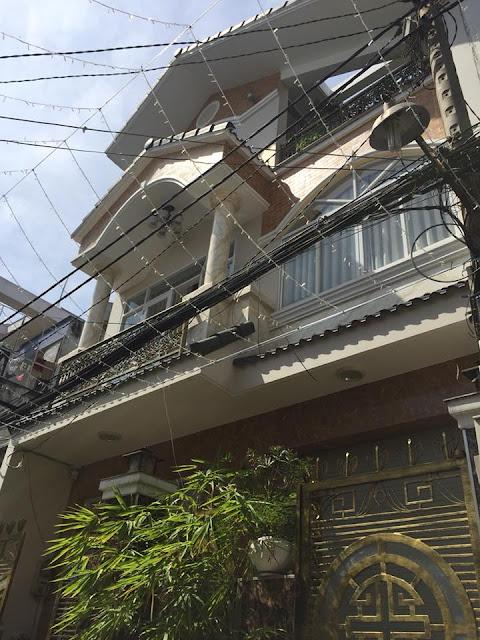 Bán nhà biệt thự hẻm xe hơi đường Bủi Thị Xuân quận Tân Bình
