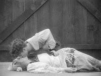 "Кадр из фильма Чарли Чаплина ""Пародия на Кармен"" / Burlesque on Carmen (1916) - 27"