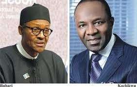 Buhari and Kachikwu