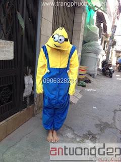 may bán trang phục thú giá rẻ