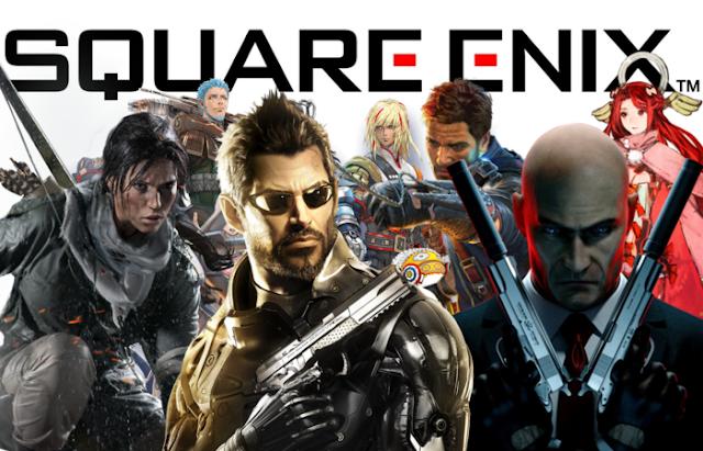 Several Square Enix Games