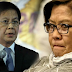 Sen. Lacson To Leila De Lima: 'You Can Run, But You Cannot Hide'