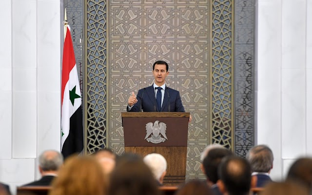 "Bashar al-Assad on the Future of Syria, ""Failure of the West"" and America's ""Deep State"". ""Several Parallel Wars on Syrian Soil"""