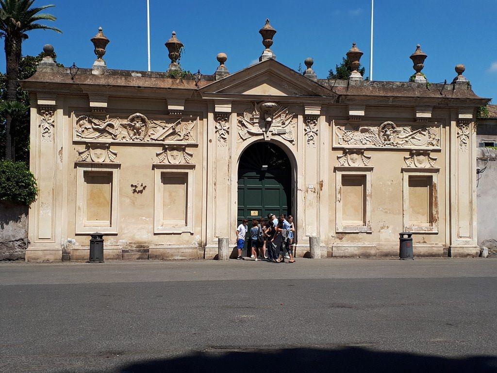 Buraco da Fechadura em Roma