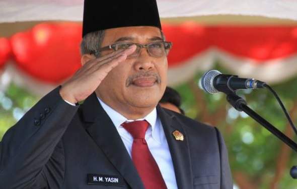 Maju Pilbup Bantaeng, Intrik Apa Lagi Muhammad Yasin Ketemu KemenPan-RB