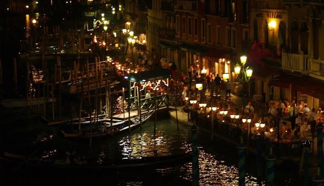 Baladas em Veneza