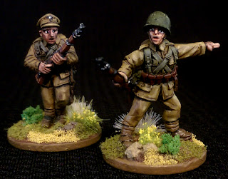 28mm World War 2 Polish NCO and Rifleman