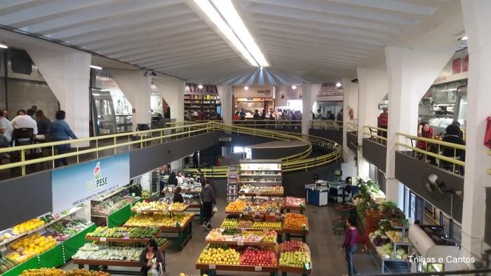 Mercado de Pinheiros São Paulo