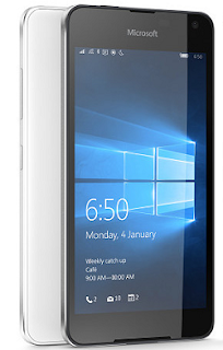 Harga HP Microsoft Lumia 650 terbaru