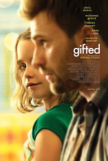 Gifted Movie Poster 1