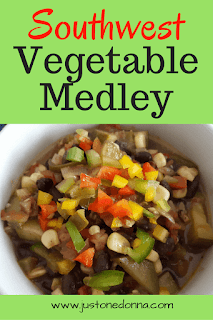 Southwest Vegetable Medley