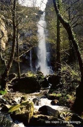 Cascada de Oneta, Asturias