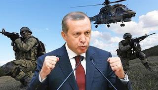 Ερντογάν: Θα «συντρίψουμε» τους Κούρδους της Συρίας έως να μην μείνει τίποτα