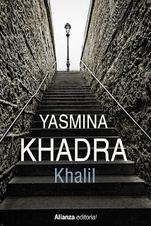 Khalil, Yasmina Khadra. 2018ko azaroko hilabeteko liburua Leioako liburutegian