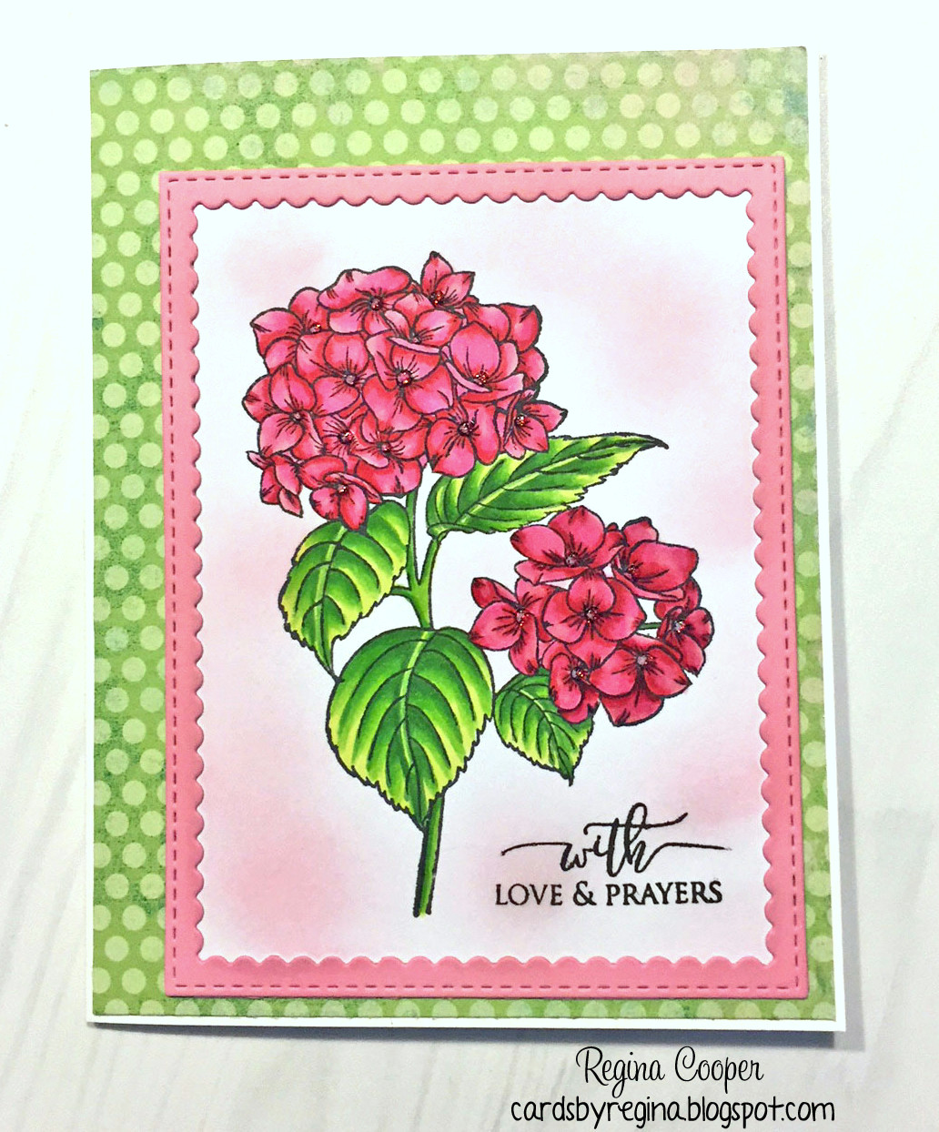 cards by regina scripty sayings sympathy card