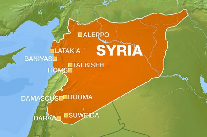 Resultado de imagen de este de Daraa
