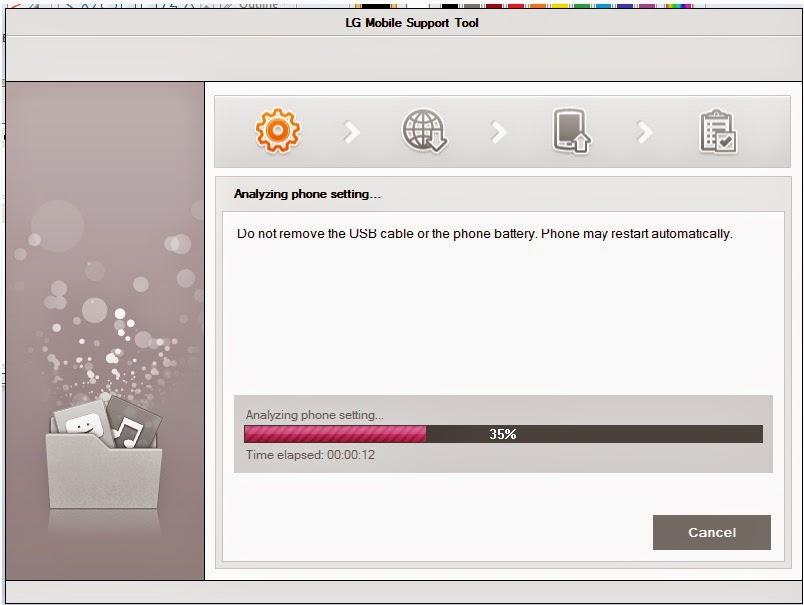 Hướng dẫn] Cài đặt rom kdz cho LG trực tiếp ( Flash Rom KDZ Online