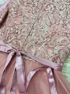 Đầm dự tiệc bé gái size lớn hiệu Rare Editions, xịn dư, made in vietnam, size 7T đến 16T.