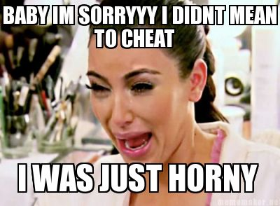Cheaters Memes