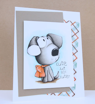 Heather's Hobbie Haven - Just for Fun Saturday - Cute Just Got Cuter Card