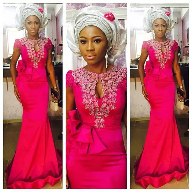 1d4644dbd23 Beautiful Ladies Rock Beautiful Aso Ebi Style - Debonke House Of Fashion