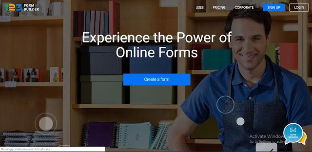 Cara Membuat Form Contact Us