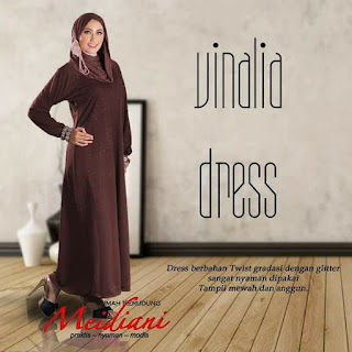 Dress Cantik Vinalia