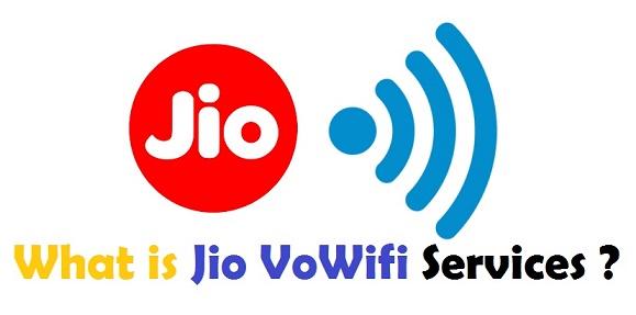 Jio VoWifi services