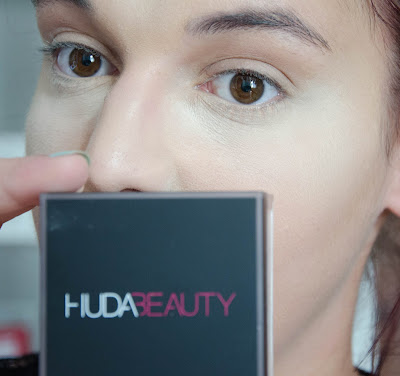 Huda Beauty Easy Bake/ Premieres impressions.